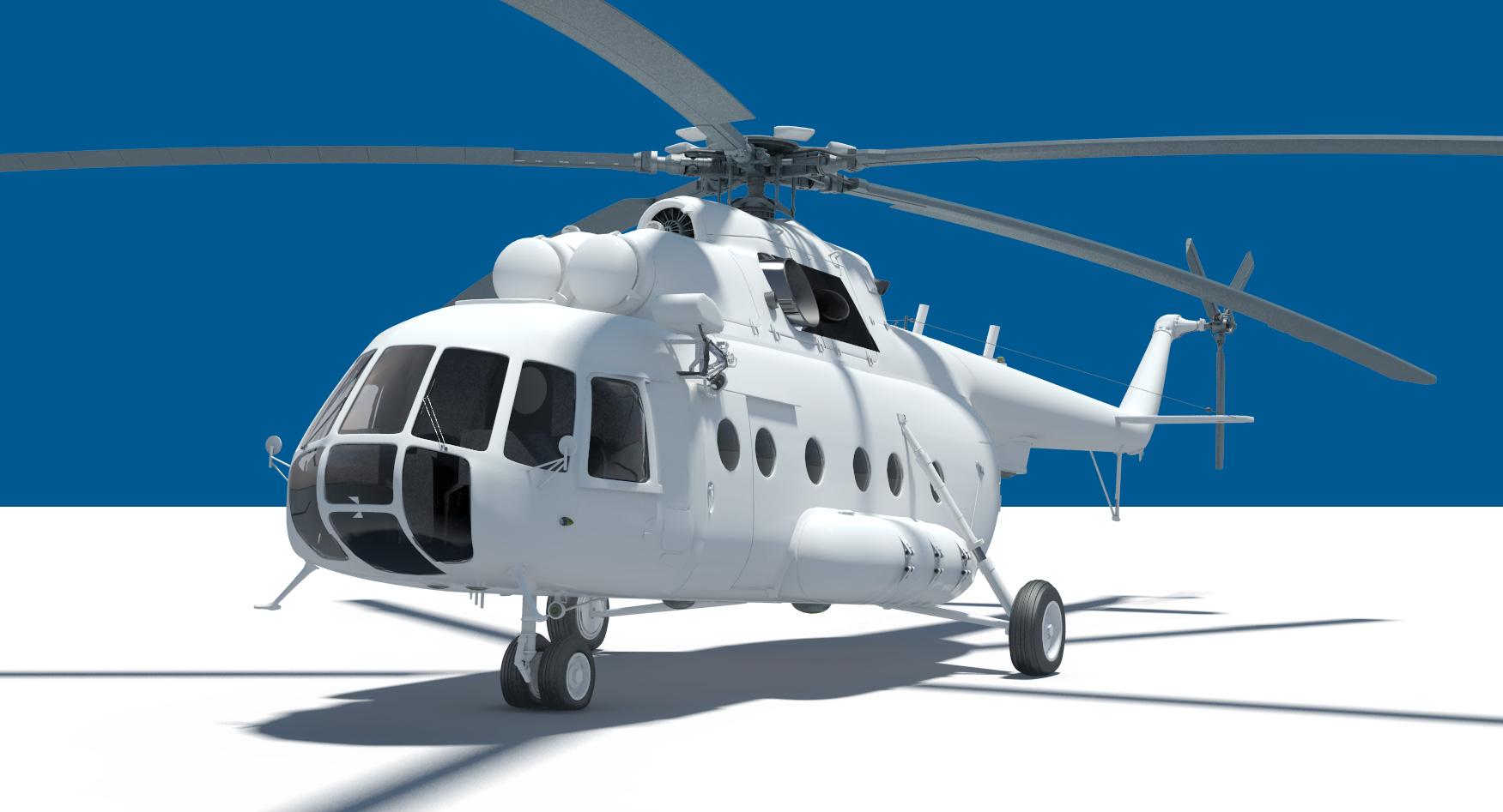 mi-8 mi17 helicopter